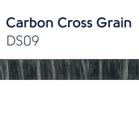 DS09 carbon cross grain 10mm x 2mm