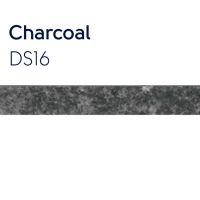 DS16 charcoal 10mm x 2mm
